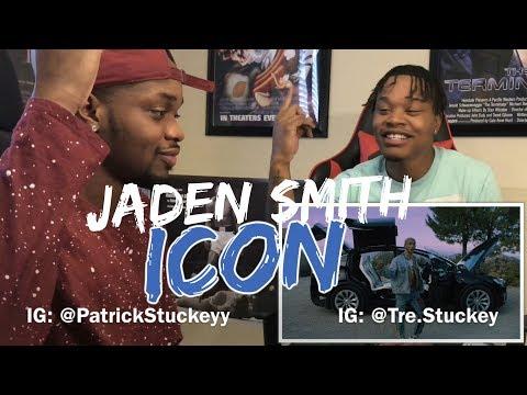 🔥🤘 REACTION! 🤘🔥 Jaden Smith - Icon
