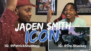 Jaden Smith - Icon - REACTION