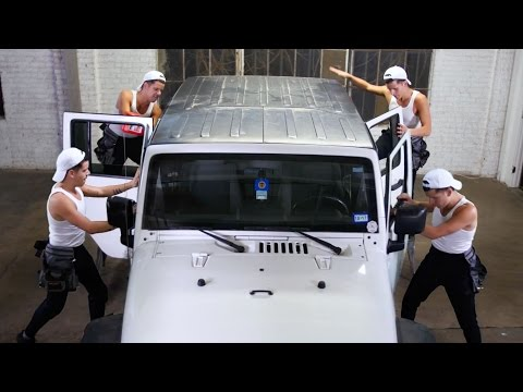 Crazy Car Music | Rudy Mancuso