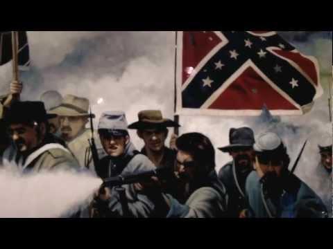 The Battle of Gettysburg - Pickett's Charge Mural - National Civil War Museum, Harrisburg, PA