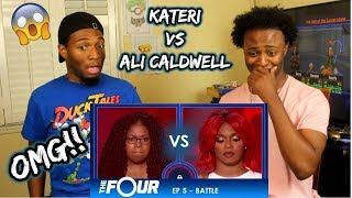 Download Lagu Kateri vs Ali Caldwell: This Is an EPIC KNOCKOUT Battle! | S2E5 | The Four Gratis STAFABAND