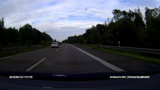 Golf GTI 7 APR Stage 1 vs. Golf 7 R Serie 74 - 258 km/h