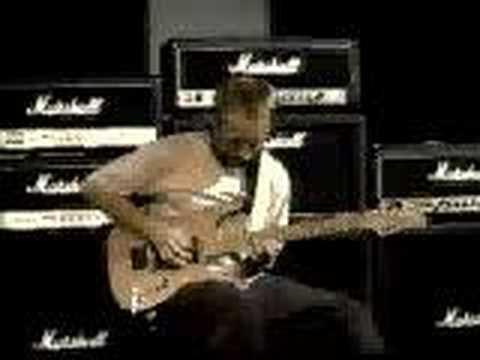 Def Leppard - Phil Collen teaching Lets get rock guitar solo
