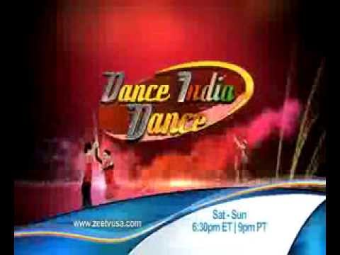 Dance India Dance - ZEE TV USA