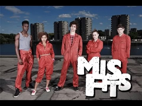 Misfits- German Best Of Nathan Young  # Teil 1 - Staffel 1