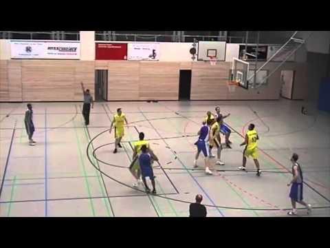 Keith Harris Basketball Highlight