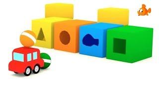 Cartoon Cars - FISH FARM! - Children's Cartoons Compilation.Children's Animation Videos for kids