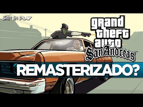 Rockstar pode Lançar GTA San Andreas Remasterizado