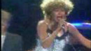 Tina Turner Missing You Live 1996