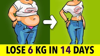 Lose 6 Kg In 14 Days - Home Weight Loss Challenge