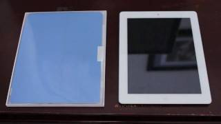 Apple Smart Cover for iPad 2 Unboxing and Review
