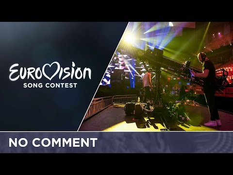 No Comment : Second day behind the scenes of the Eurovision Song Contest.