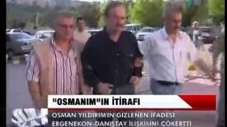 """OSMAN YILDIRIM; """"MUZAFFER TEKİN'İ TANIMIYORUM"""""""