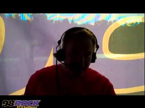 Disturbed - Dan Donegan On 98Rock At Uproar Fest
