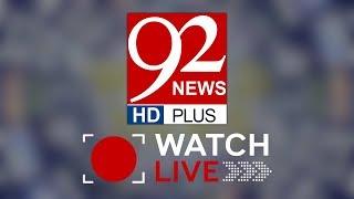 92 NEWS HD LIVE | Murad Ali Shah Speech in Sindh Assembly