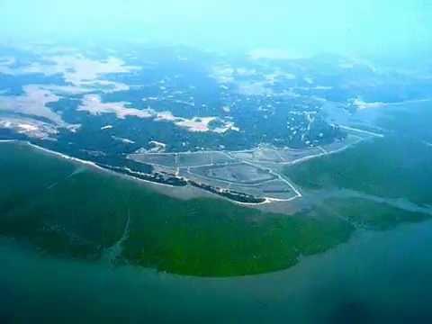 Take off from Cox Bazaar, Bangladesh, on Novo Air
