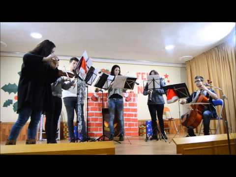 Concierto De Navidad. Sexteto Boccherini.