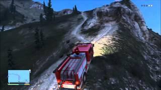 GTA V : Trouver Le Camion De Pompier + 2 Trucs & Astuces