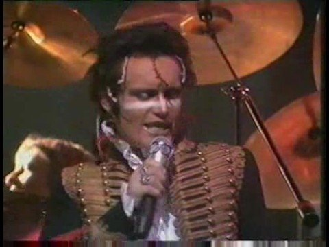 Adam Ant - The Human Beings