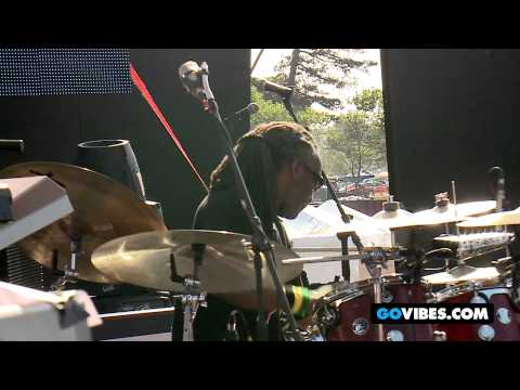 "Steel Pulse Performs ""Drug Squad"" at Gathering of the Vibes Music Festival 2012"