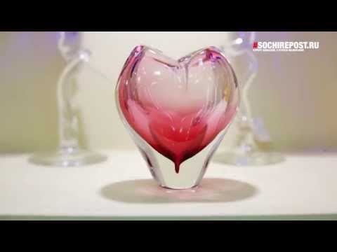Как делают стеклянные изделия?