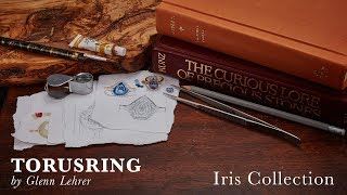 Glenn Lehrer - TorusRing: Iris Collection