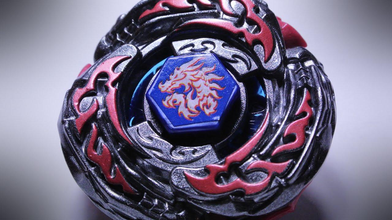 BEYBLADE LEGEND... L Drago Destructor