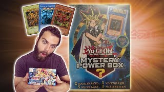 GODLY Mystery Power Box Opening! More GOD CARDS!? OH BABY!!