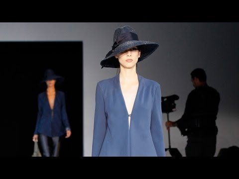 Giorgio Armani Women's Collection Spring/Summer 2012