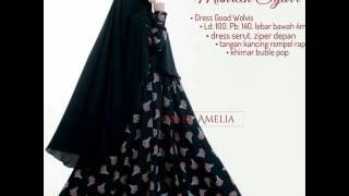 Mahren Syari Ori by Amelia - Jual Hijab Gamis Syari Baju Muslim