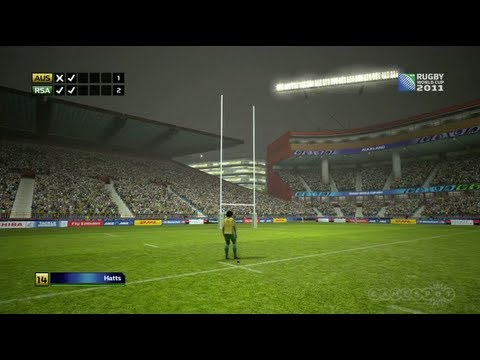 GameSpot Reviews - Rugby World Cup 2011 (PS3. Xbox 360)