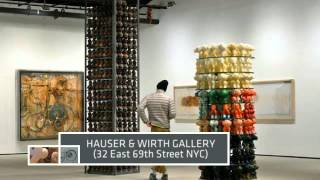THE BEST ART GALLERIES ON THE UES. FOR MORE INFORMATION VISIT the-gorod.com