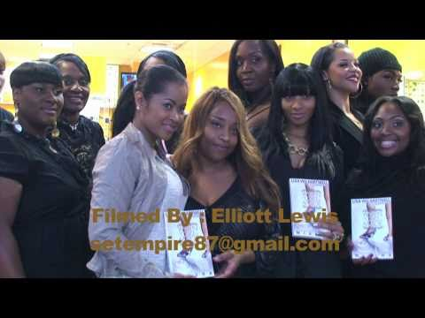 Lisa Wu Hartwell & Miasha Coleman's Book Signing at Cleopatra Beauty Spa
