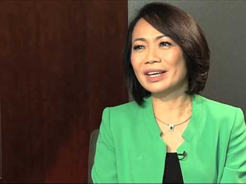 Sunlife Financial CEO is 'Marathon Woman'