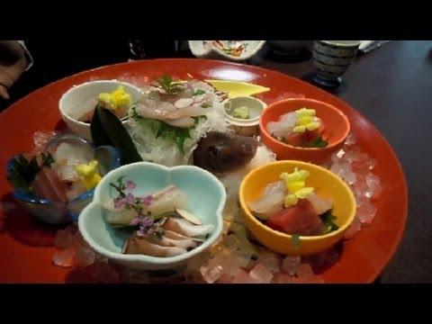 0 Tasty Japanese Ryokan Food!