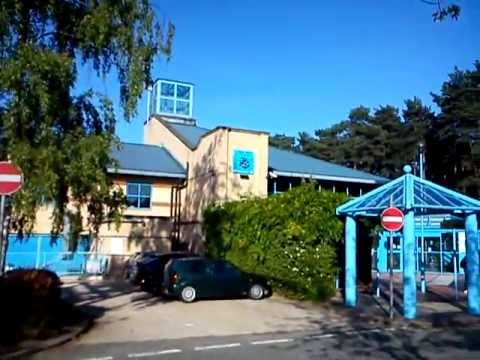 Coral Reef Bracknell 39 S Waterworld Youtube