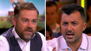 Pittige discussie tussen Özcan Akyol en Klaas Dijkhoff - VI ORANJE BLIJFT THUIS