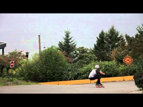 Longboarding: Sticks and Stones