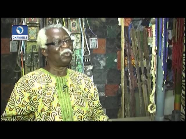 Arthouse: Bruce Onobrakpeya Speaks On 50 Years Of Creativity Part 2