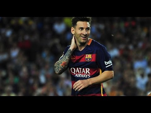 Lionel Messi - Simply The Best - Motivation 2016