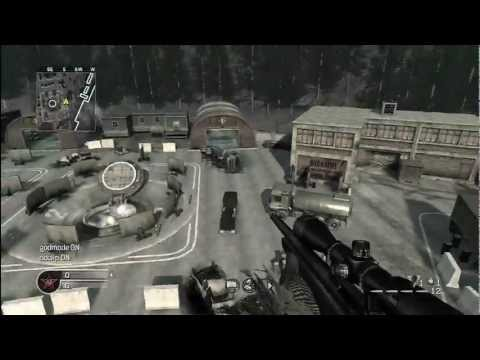 CoD4   USB Mod Menu   God Mode   Pro-Mod   No-Clip   Infections   +Download!