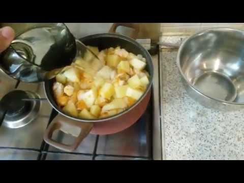 Ну очень вкусная картошечка с куриной грудкой