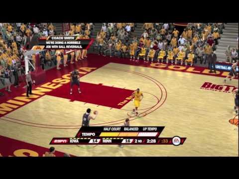 Minnesota Basketball Court Basketball 10 Minnesota