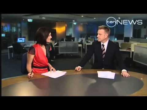 News Anchor Thug