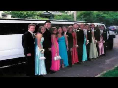 Caney Creek High School Prom SUV Limos and Limousines