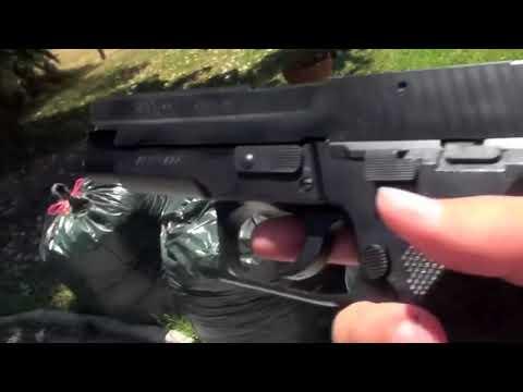 Las mejores pistolas de bolas
