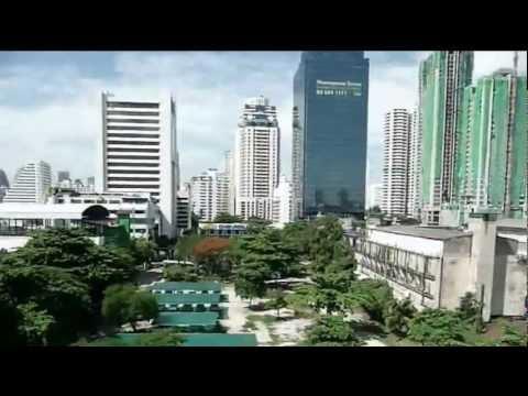 Bangkok new year 2012