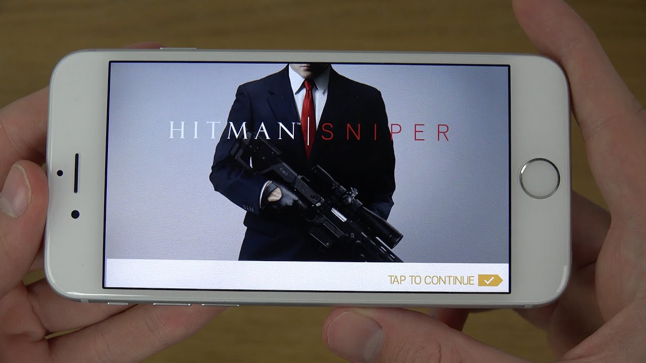 Hitman Sniper Wallpaper Hitman Sniper Iphone 6 4k