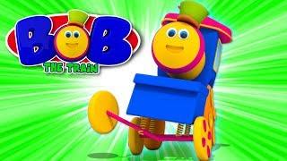 Bob The Train | Non Stop Cartoon Videos | Nursery Rhymes For Children