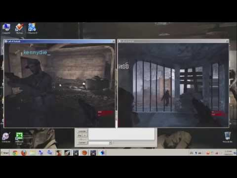 How to play Call of Duty world at war split screen on one PC *LOCAL ONLY*